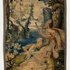 Tapestry - Diana killing Chione