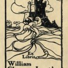 Ex libris - William Chauncley Langdon