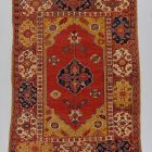 Transylvanian rug - with medallion