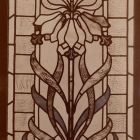 Photograph - stained glass window