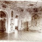 Interior photograph - ballroom in the Palace of Alajos Károlyi (Esterházy str., today Pollack M. sq.)