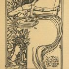 Ex-libris (bookplate) - anonymous