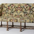 Settee (part of a sitting suite)