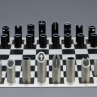 Chess set - Caliber
