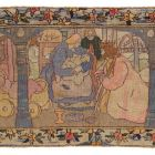 Tapestry - Adoration of the Magi