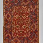 Lotto rug - Ornamented-Style Arabesque Rug