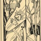 Ex libris - Alfred Anteshed