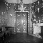 Interior photograph - porcelain room in the Palais Dubsky in Brünn