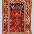 Transylvanian rug - with single niche
