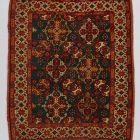 Holbein-szőnyeg - Interlaced-Gül and Cross Rug