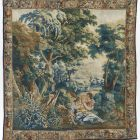 Tapestry - Cephalus and Procris