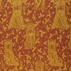 Fabric - with so called Louis the Great pattern
