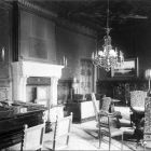 Interior photograph - smoking salon in the Wenckheim Palace (Reviczky str. 1.)