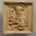 Stove tile - Peter the Apostle