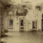 Interior photograph - ballroom in the Károly Palace, Pest (Pollack M. sq. 3.)